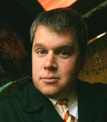 Author Lemony Snicket